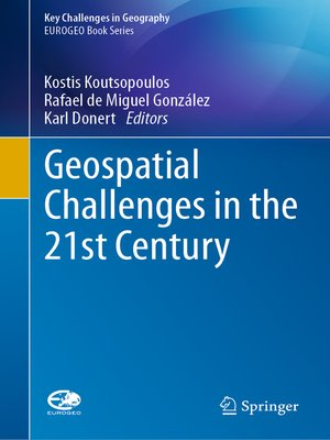 cover image of Geospatial Challenges in the 21st Century
