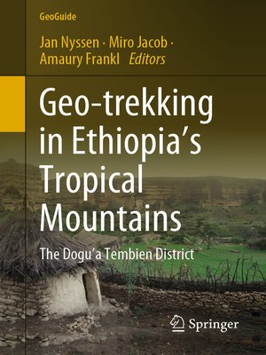 cover image of Geo-trekking in Ethiopia's Tropical Mountains