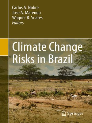 cover image of Climate Change Risks in Brazil