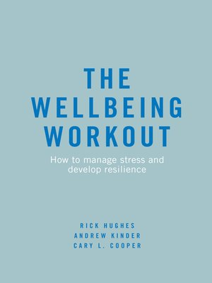 cover image of The Wellbeing Workout