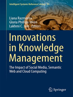 cover image of Innovations in Knowledge Management