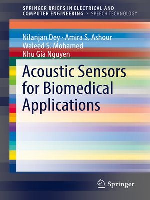 cover image of Acoustic Sensors for Biomedical Applications