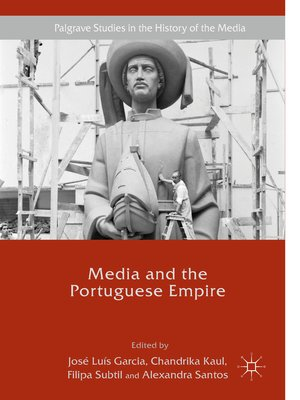cover image of Media and the Portuguese Empire