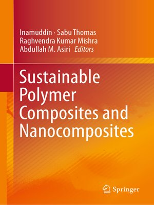 cover image of Sustainable Polymer Composites and Nanocomposites
