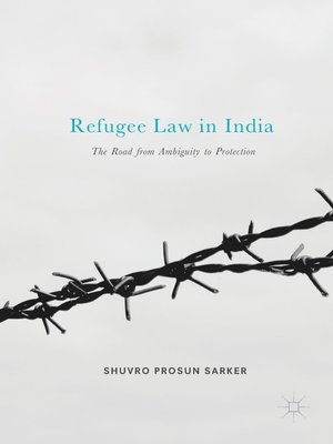 cover image of Refugee Law in India