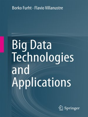 cover image of Big Data Technologies and Applications