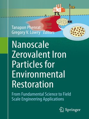 cover image of Nanoscale Zerovalent Iron Particles for Environmental Restoration
