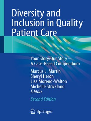 cover image of Diversity and Inclusion in Quality Patient Care