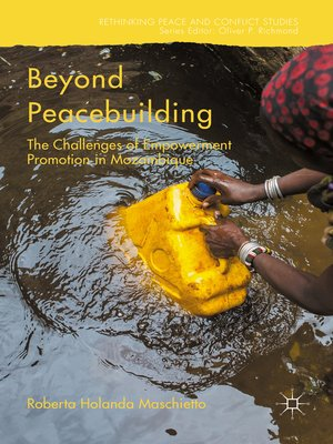 cover image of Beyond Peacebuilding