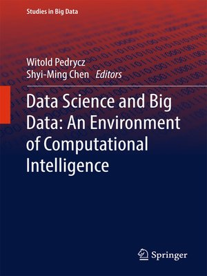cover image of Data Science and Big Data