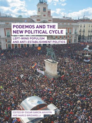cover image of Podemos and the New Political Cycle