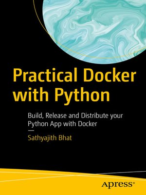 cover image of Practical Docker with Python