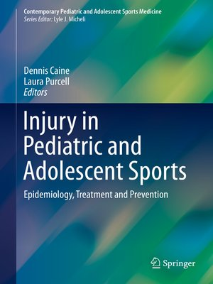 cover image of Injury in Pediatric and Adolescent Sports
