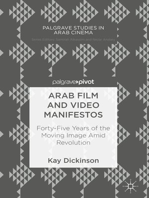 cover image of Arab Film and Video Manifestos