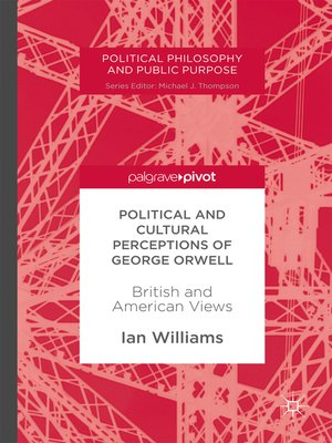 cover image of Political and Cultural Perceptions of George Orwell