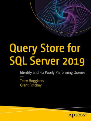 cover image of Query Store for SQL Server 2019