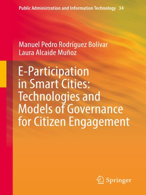 cover image of E-Participation in Smart Cities