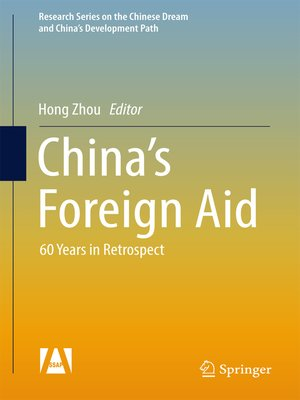 cover image of China's Foreign Aid