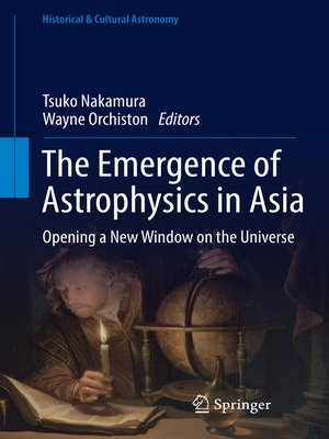 cover image of The Emergence of Astrophysics in Asia
