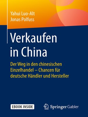 cover image of Verkaufen in China