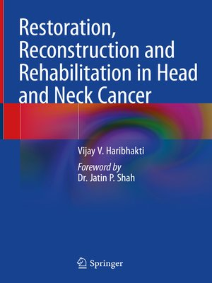 cover image of Restoration, Reconstruction and Rehabilitation in Head and Neck Cancer