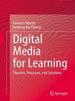 cover image of Digital Media for Learning