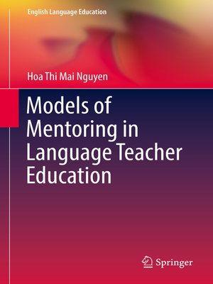 cover image of Models of Mentoring in Language Teacher Education