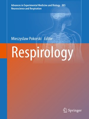 cover image of Respirology