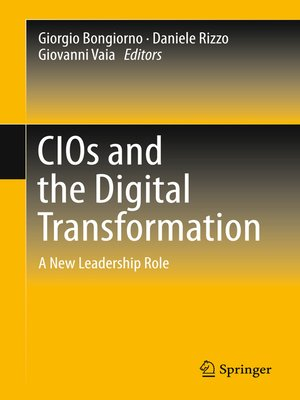 cover image of CIOs and the Digital Transformation