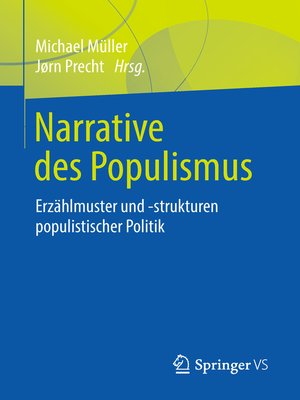 cover image of Narrative des Populismus