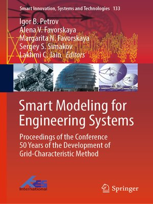 cover image of Smart Modeling for Engineering Systems