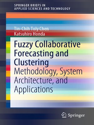 cover image of Fuzzy Collaborative Forecasting and Clustering