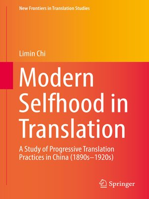 cover image of Modern Selfhood in Translation