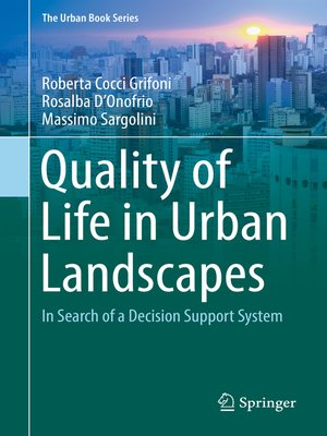 cover image of Quality of Life in Urban Landscapes