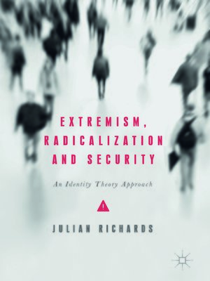 cover image of Extremism, Radicalization and Security