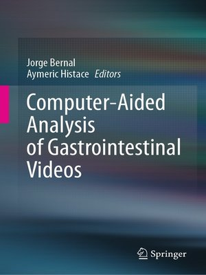 cover image of Computer-Aided Analysis of Gastrointestinal Videos