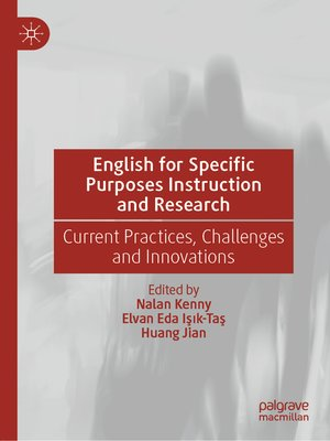 cover image of English for Specific Purposes Instruction and Research