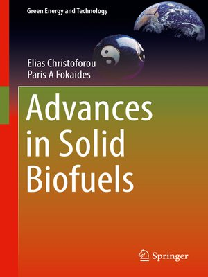 cover image of Advances in Solid Biofuels