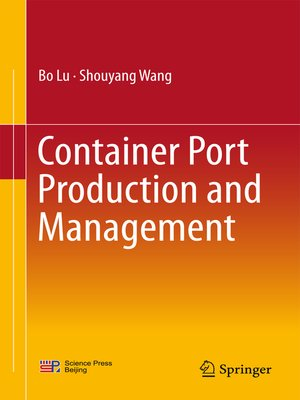 cover image of Container Port Production and Management