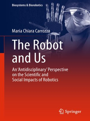 cover image of The Robot and Us