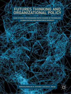 cover image of Futures Thinking and Organizational Policy