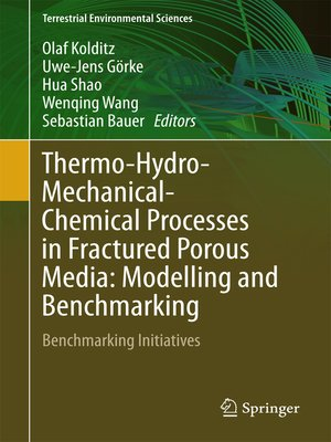 cover image of Thermo-Hydro-Mechanical-Chemical Processes in Fractured Porous Media