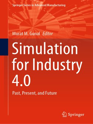 cover image of Simulation for Industry 4.0