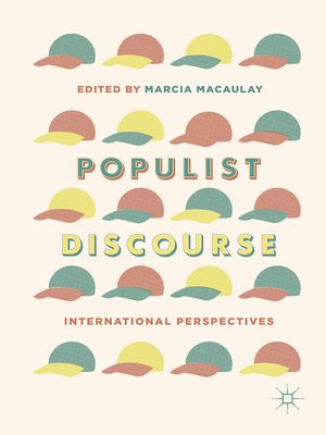 cover image of Populist Discourse