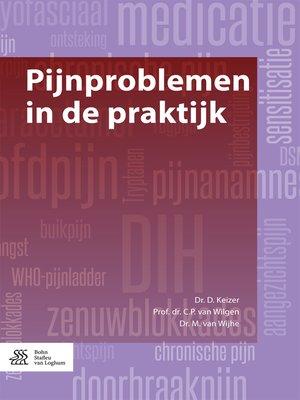 cover image of Pijnproblemen in de praktijk
