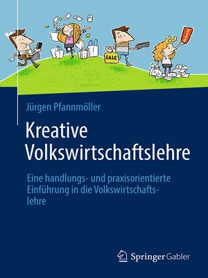cover image of Kreative Volkswirtschaftslehre