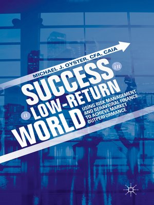 cover image of Success in a Low-Return World