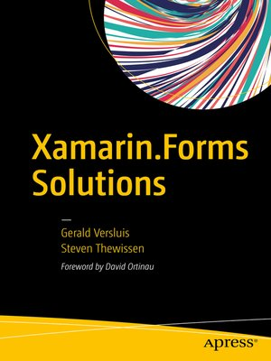 cover image of Xamarin.Forms Solutions
