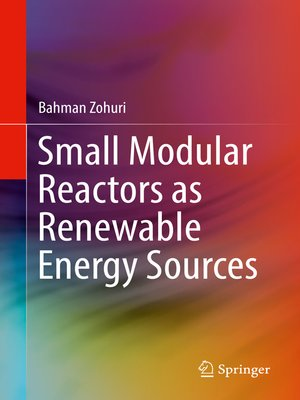 cover image of Small Modular Reactors as Renewable Energy Sources