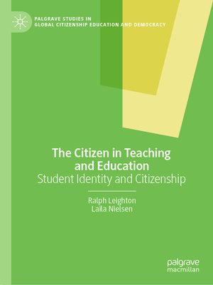cover image of The Citizen in Teaching and Education